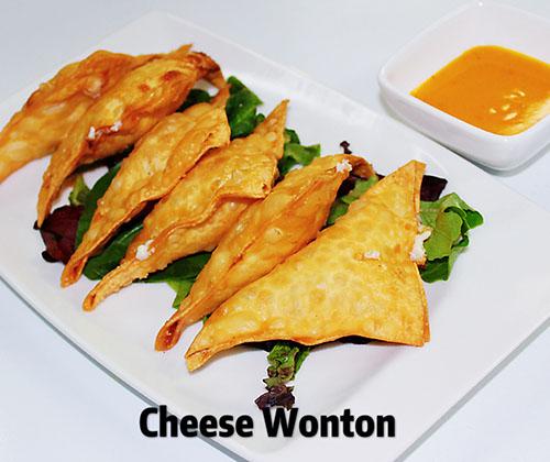 Cheese Wonton