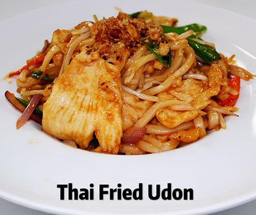 Thai Udon Noodle